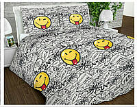 Ткань для пошива постельного белья бязь Голд сублимация 17