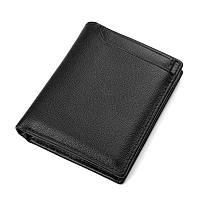 Натуральный кожаный кошелек R-8341A, фото 1