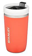 Походная термокружка Stanley GO CERAMIVAC 10-03110-011, оранжевая, 0,47л