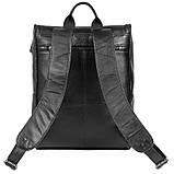 Чоловічий шкіряний рюкзак G-7344A-1, фото 6