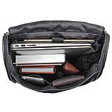 Чоловічий шкіряний рюкзак G-7344A-1, фото 10