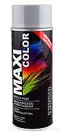 Акриловая краска Maxi Color RAL7046 отдаленно-серый 400мл.