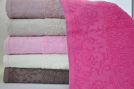 Набор 6 махровых полотенец Sweet Dreams M7 70х140см (банные)