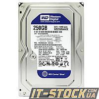 "Жесткий диск 3.5"" 250Gb WD WD2500AAKX (16Mb/7200/SATAIII) БУ"