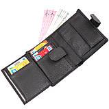 Натуральный кожаный кошелек 8149A, фото 5
