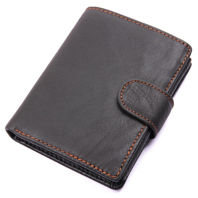 Натуральный кожаный кошелек 8149A