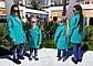"""Детское стильное пальто демисезон 5-135 """"Кашемир Овер"""" в расцветках, фото 5"""