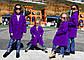 """Детское стильное пальто демисезон 5-135 """"Кашемир Овер"""" в расцветках, фото 7"""