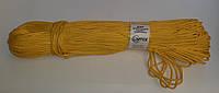 Шнур полипропиленовый вязаный с наполнителем Ø 4мм, длина 100 м., фото 1
