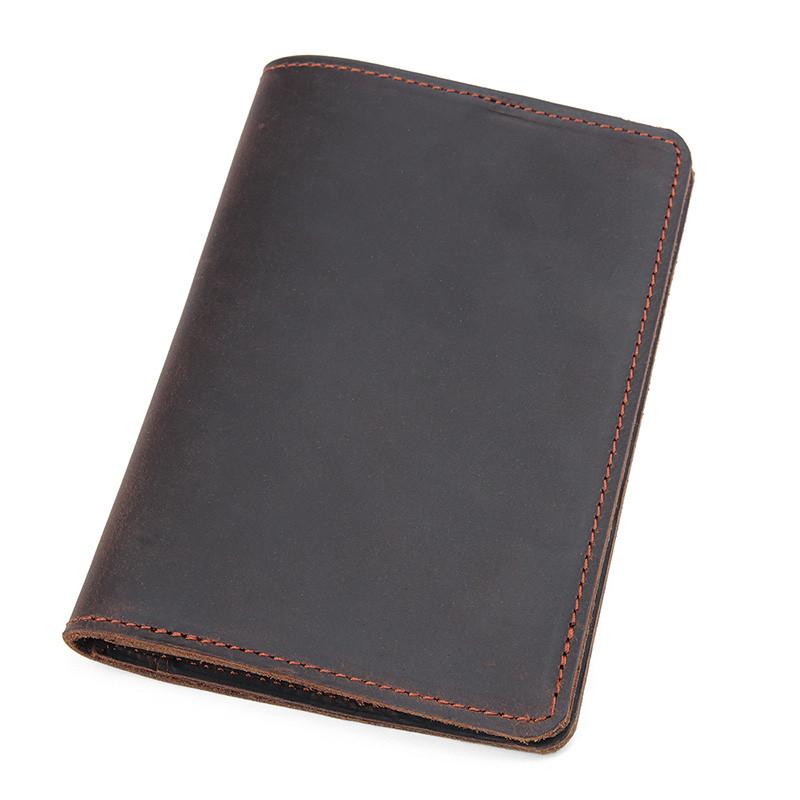 Тримач для паспорта Crazy Horse 8435R