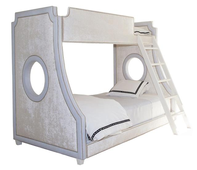 Двухэтажные кровати, двухъярусные кровати в мягкой обивке под заказ в Одессе