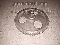 Шестерня 236-1029122-А ведомая привода ТНВД двигателя ЯМЗ 236,ЯМЗ 238, фото 1
