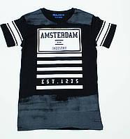 Футболка Амстердам  для мальчика на 8-16 лет, фото 1