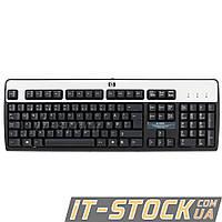Клавиатура HP KU-0316 USB Black БУ