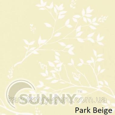 Рулонные шторы для окон в открытой системе Sunny, ткань Park
