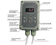Контроллеры и регуляторы температуры