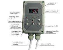 Контролери та регулятори температури