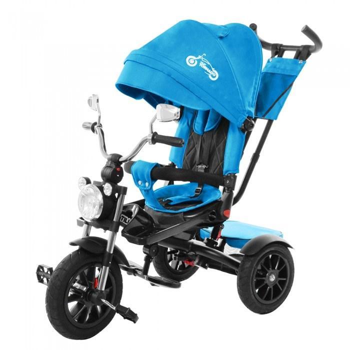 Велосипед трехколесный Tilly Tornado T 383 синий