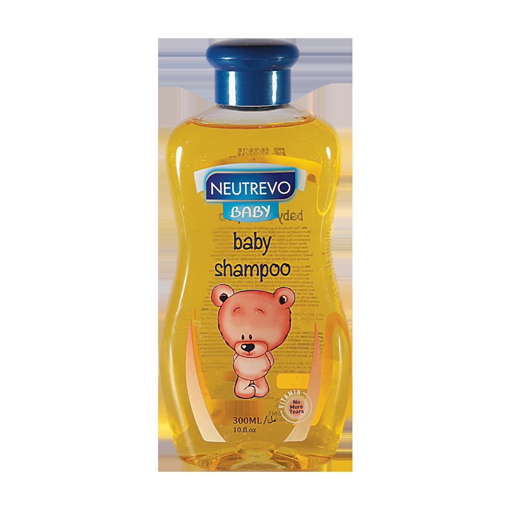 Дитячий шампунь SCK Zeta Neutrevo Baby 300 мл (3701004)
