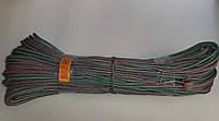 Шнур полипропиленовый вязаный с наполнителем Ø 7мм, длина 100 м., фото 1
