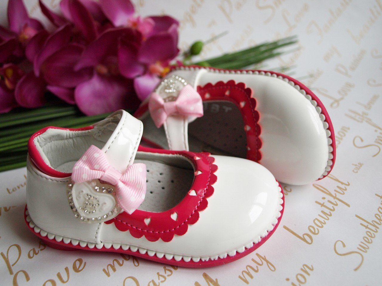 Туфельки для девочек размер 24-14.8 см.