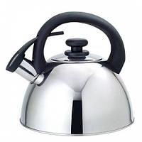 Чайник со свистком двойное дно Stenson МH-0238 2,5л