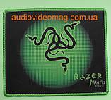 Коврик RAZER для компьютерной мышки, размер 25х29 см, фото 3