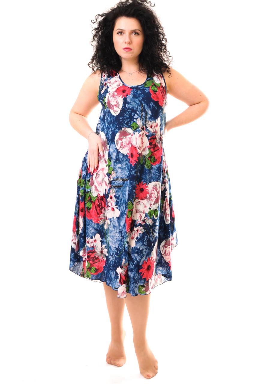 Женское летнее платье 1231-6