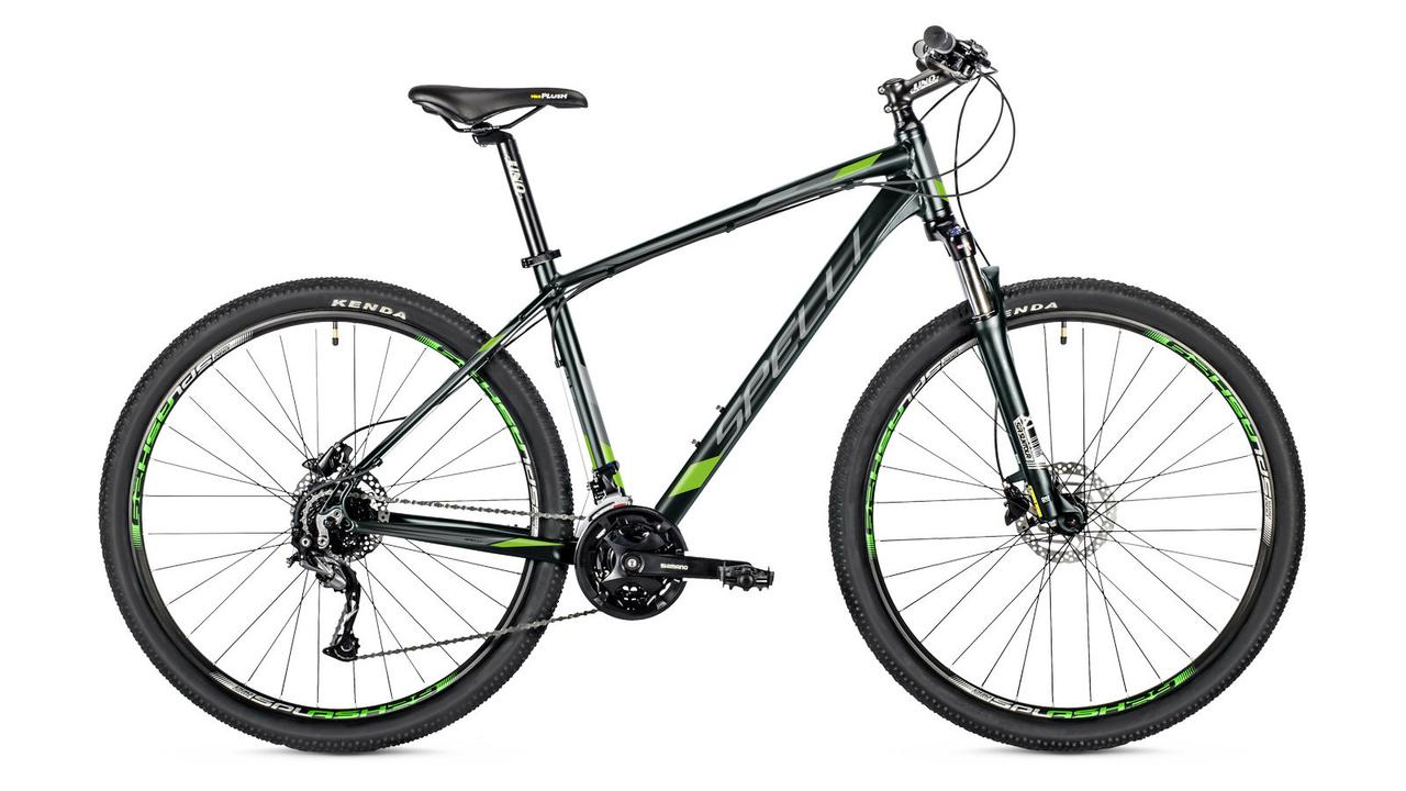 """Велосипед 27,5 Spelli SX-5900 disk 19"""" 2019"""
