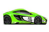 Кровать машина Viorina-Deko MCLaren 1540*736 зеленая Б0007