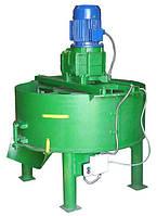 Бетоносмеситель РСП-800,принудительный роторного типа