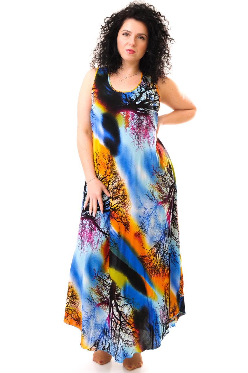 Женское летнее платье 1232-1