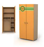 Двухдверный шкаф Bs-02-3