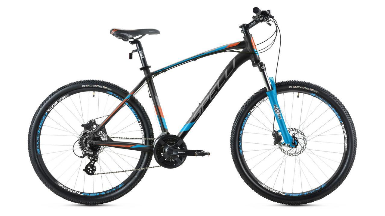 """Велосипед 27,5 Spelli SX-4700 disk 19"""" 2019"""