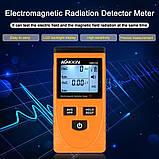 Дозиметр цифровой Тестер электромагнитного излучения KKmoon GM3120  ЖК-дисплей LCD, фото 6