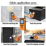 Дозиметр цифровой Тестер электромагнитного излучения KKmoon GM3120  ЖК-дисплей LCD, фото 7