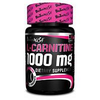 Жиросжигатель BioTech L-Carnitine 1000мг 30 таблеток