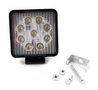 Фара LED дополнительная 27W , DK B2-27W-A-LED