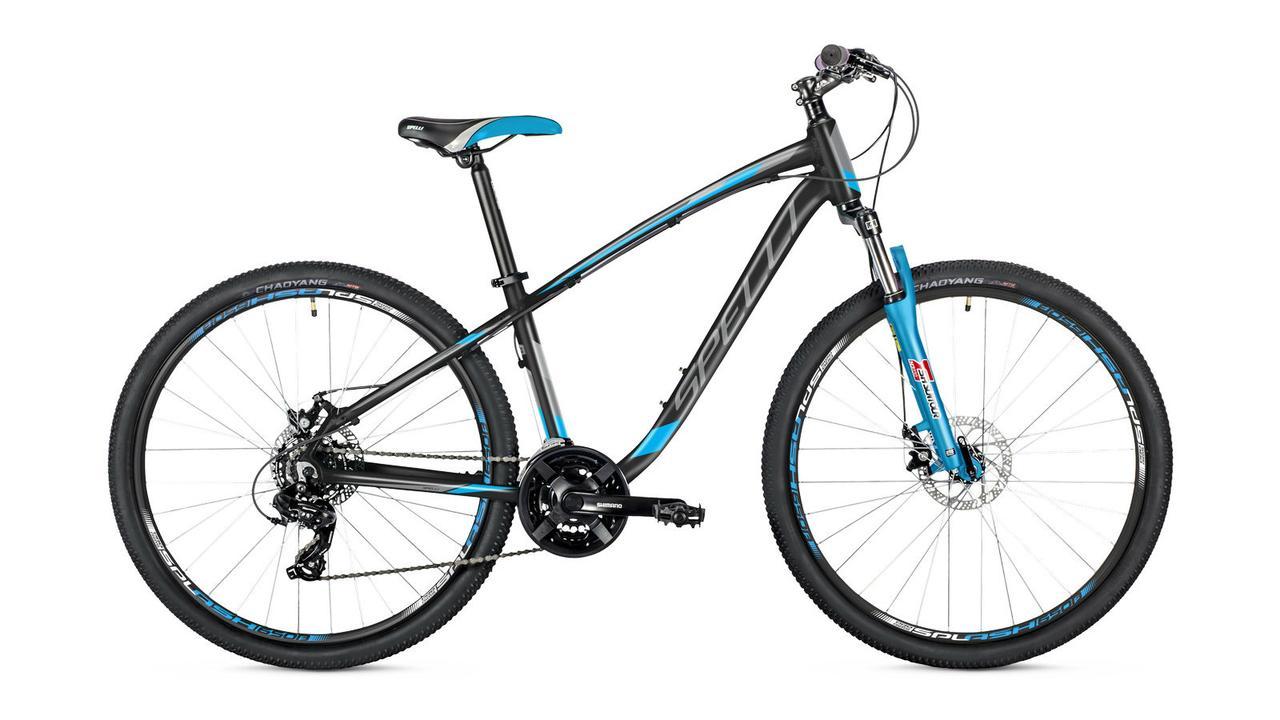 """Велосипед 27,5 Spelli SX-3200 disk 19"""""""
