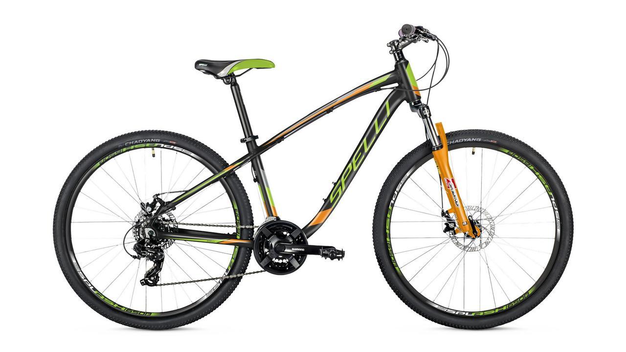 """Велосипед 27,5 Spelli SX-3200 disk 17"""""""