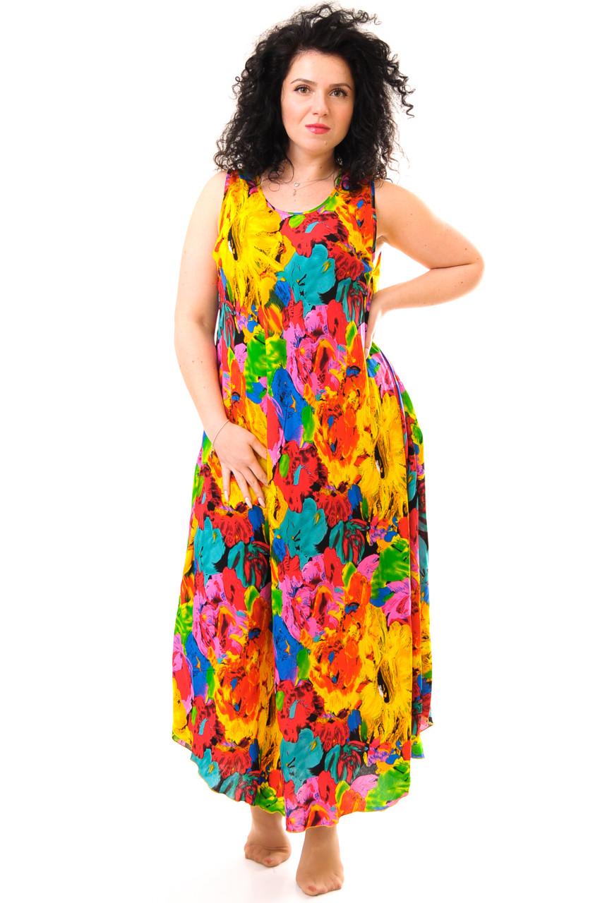 Женское летнее платье 1232-3