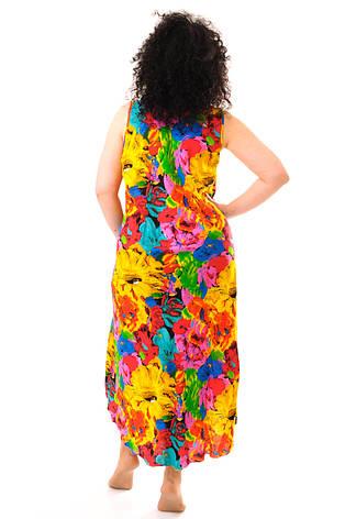 Женское летнее платье 1232-3, фото 2