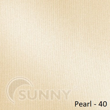 Рулонные шторы для окон в открытой системе Sunny, ткань Pearl