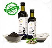 Чёрного кунжута сыродавленное масло 250мл, 500мл, 1л