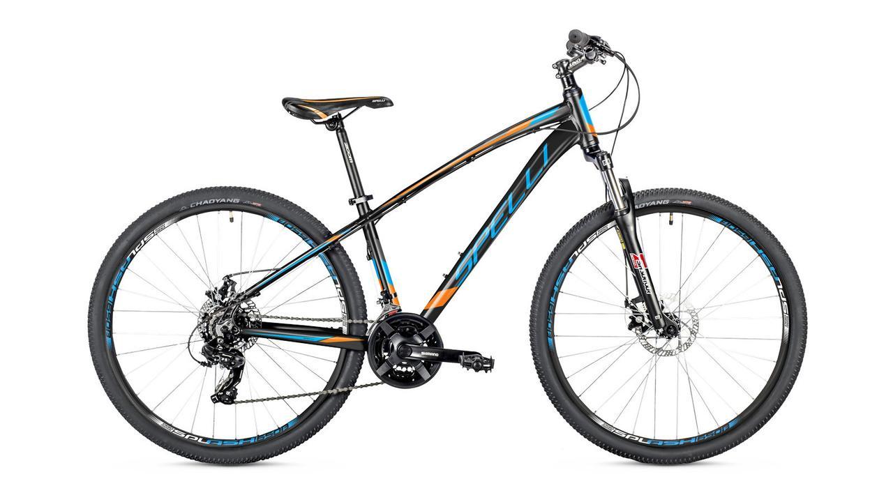 """Велосипед 27,5 Spelli SX-2700 disk 21"""" 2019"""