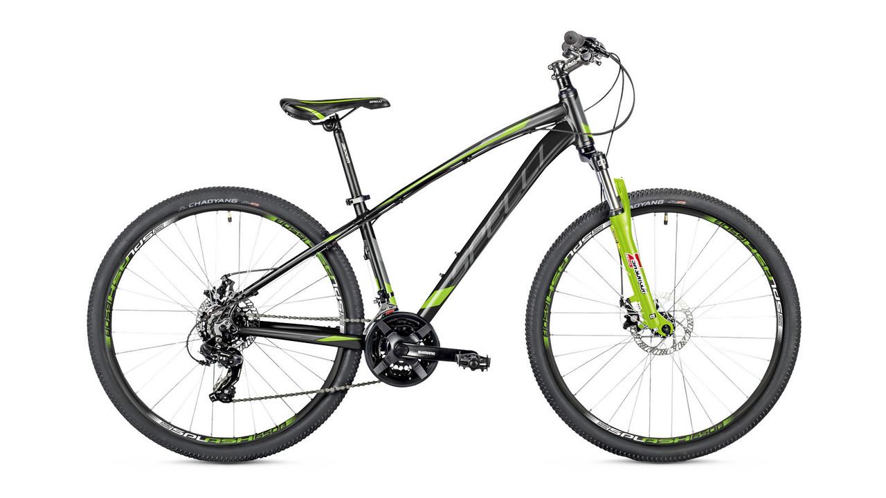 """Велосипед 27,5 Spelli SX-2700 disk 19"""" 2019"""