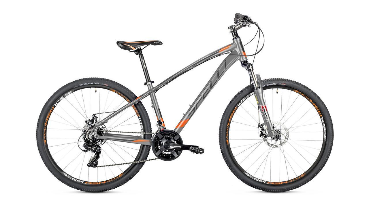 """Велосипед 27,5 Spelli SX-2700 disk 17"""""""