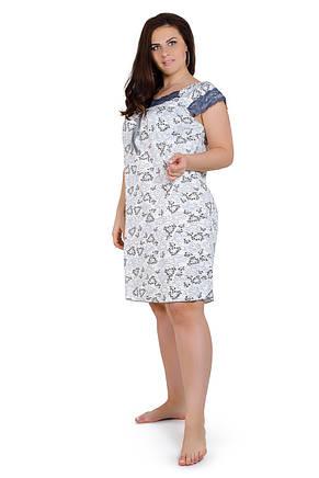 Женская ночная сорочка, фото 2