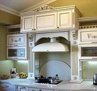 Кухни с элементами резьбы, фото 1