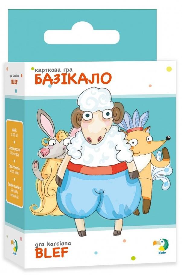 """Настільна гра Dodo """"Базікало"""""""
